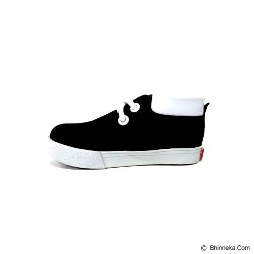 ONWKIDZ Sepatu Anak Casual Size 24 [CBSW] - Black Swan - Sepatu Anak
