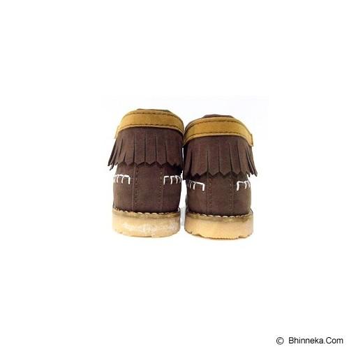 ONWKIDZ Sepatu Anak Casual Boots Size 30 [CBRO] - Brown Robin - Sepatu Anak