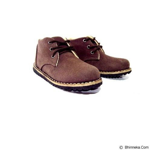 ONWKIDZ Sepatu Anak Casual Boots Size 20 [CDBRH] - Dark Brown Rhino - Sepatu Anak