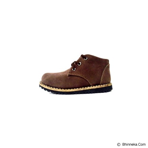 ONWKIDZ Sepatu Anak Casual Boots Size 24 [CDBRH] - Dark Brown Rhino - Sepatu Anak