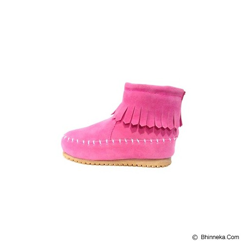 ONWKIDZ Sepatu Anak Casual Boots Size 24 [CPILO] - Pink Lory - Sepatu Anak