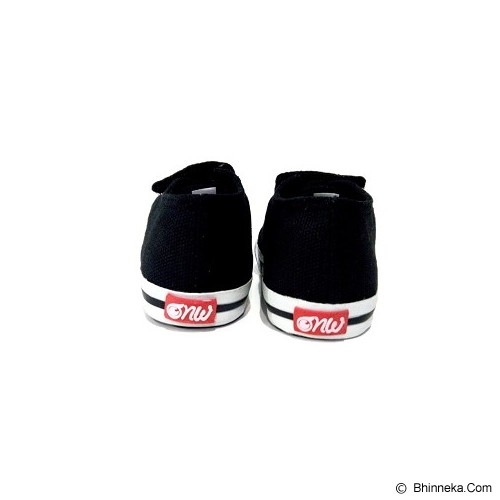 ONWKIDZ Sepatu Anak Casual Size 26 [CBHU] - Black Husky - Sepatu Anak