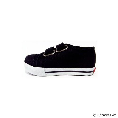 ONWKIDZ Sepatu Anak Casual Size 28 [CBHU] - Black Husky - Sepatu Anak