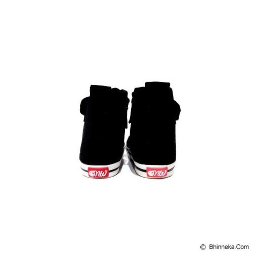 ONWKIDZ Sepatu Anak Casual Size 20 [CBPE] - Black Penguin - Sepatu Anak