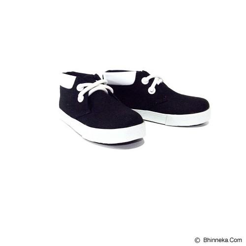 ONWKIDZ Sepatu Anak Casual Size 18 [CBSW] - Black Swan - Sepatu Anak
