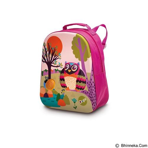 OOPS Happy Backpack Forest [OP30004.10] - Tas Anak