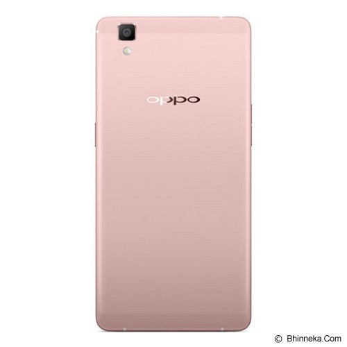 OPPO R7s 4G - Rose Gold - Smart Phone Android