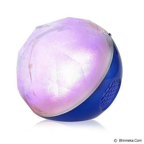 OPTIMUZ Portabel Bluetooth Color Ball - Blue - Speaker Bluetooth & Wireless
