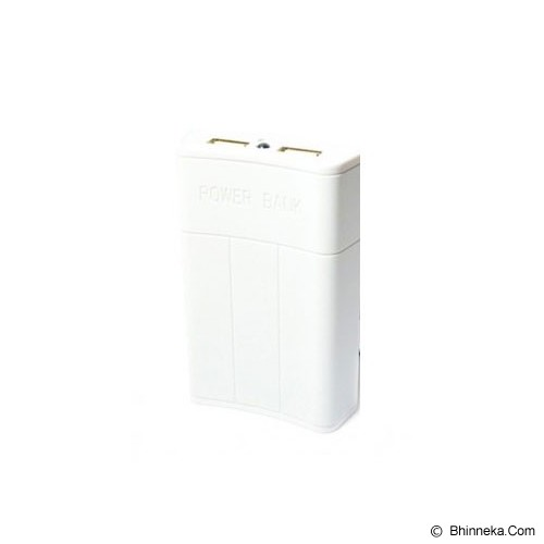 OPTIMUZ Powerbank Grado 9000mAh - White - Portable Charger / Power Bank