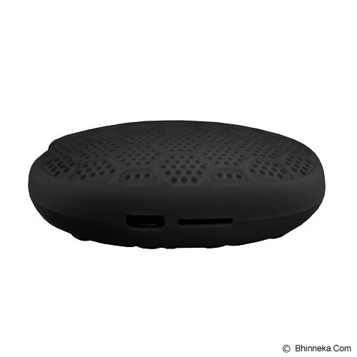 OPTIMUZ Speaker Mini Bluetooth Dome Slime - Black - Speaker Bluetooth & Wireless