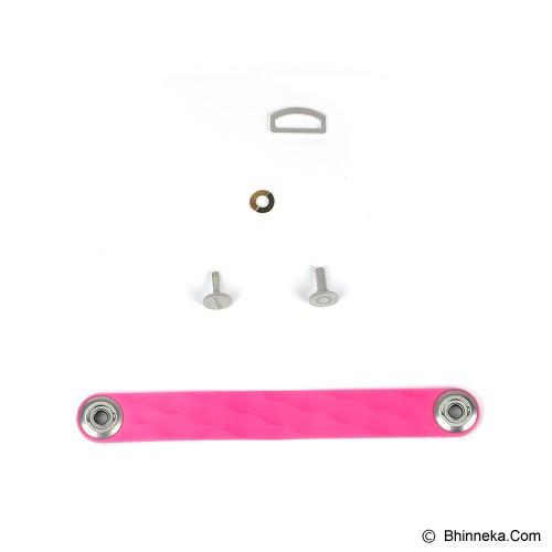 ORBITKEY Active Elastomer - Pink - Gantungan Kunci Pria