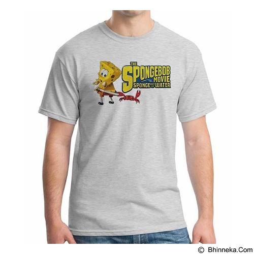 ORDINAL T-shirt Spongebob Movie 11 Size M (Merchant) - Kaos Pria