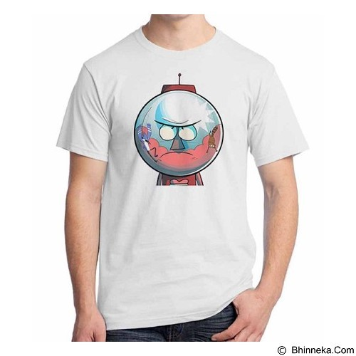 ORDINAL T-shirt Regular Show 10 Size L (Merchant) - Kaos Pria