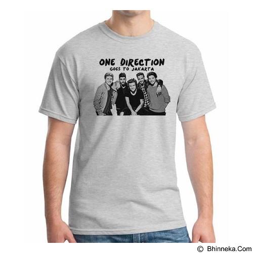 ORDINAL T-shirt One Direction Tour 03 Size L (Merchant) - Kaos Pria