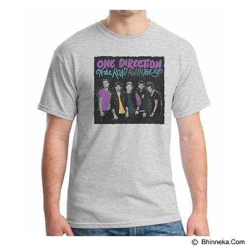 ORDINAL T-shirt One Direction Tour 04 Size ML (Merchant) - Kaos Pria
