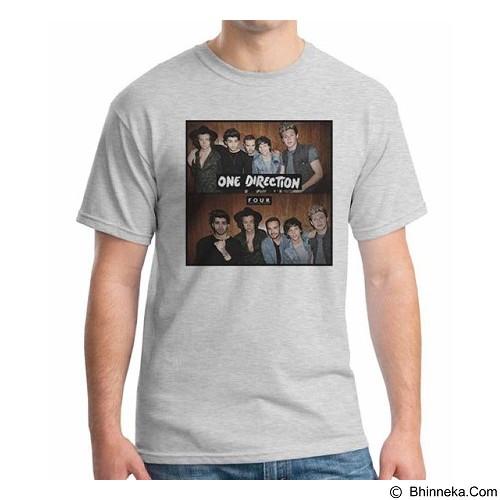ORDINAL T-shirt One Direction Tour 06 Size XXL (Merchant) - Kaos Pria