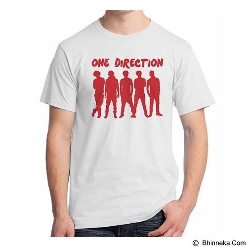 ORDINAL T-shirt One Direction Tour 10 Size M (Merchant) - Kaos Pria