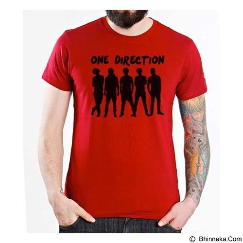 ORDINAL T-shirt One Direction Tour 11 Size L (Merchant) - Kaos Pria