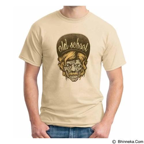 ORDINAL T-shirt Old School 02 Size ML (Merchant) - Kaos Pria