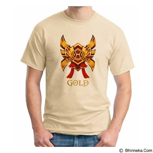 ORDINAL T-shirt League Of Legend 04 Size M (Merchant) - Kaos Pria