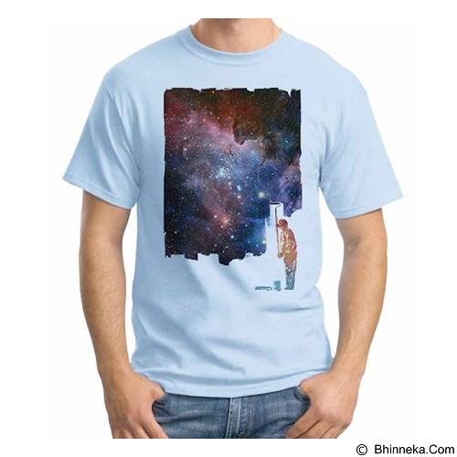 ORDINAL T-shirt Space 03 Size XL (Merchant) - Kaos Pria