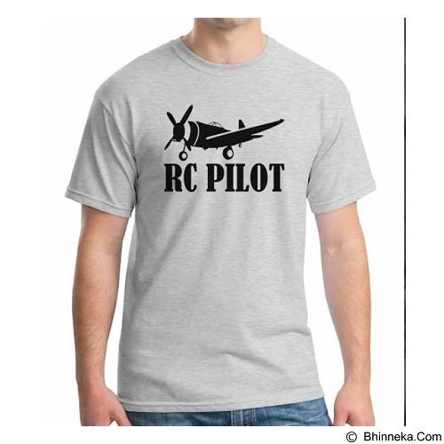 ORDINAL T-shirt RC Pilot 02 Size XL (Merchant) - Kaos Pria