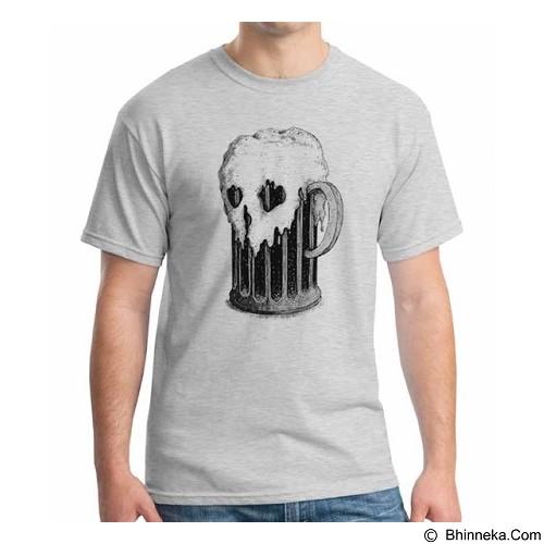 ORDINAL T-Shirt Beer Holic 12 Size M (Merchant) - Kaos Pria