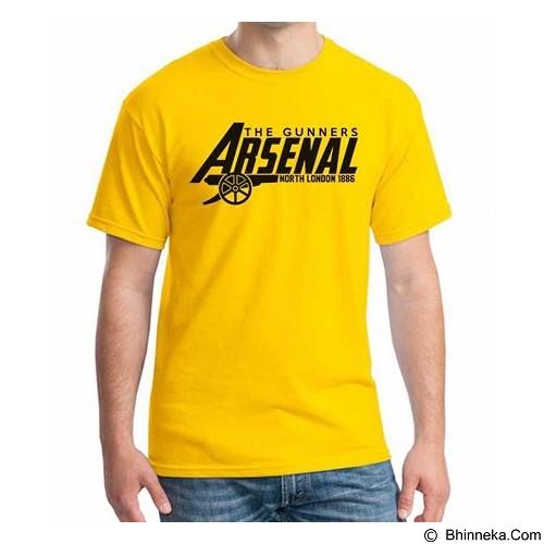ORDINAL T-Shirt Arsenal Edition 12 Size M (Merchant) - Kaos Pria