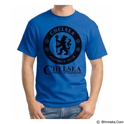 ORDINAL T-shirt Chelsea Edition 04 Size ML (Merchant) - Kaos Pria