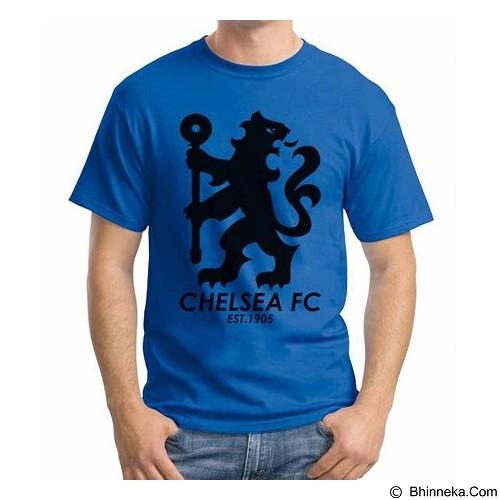 ORDINAL T-shirt Chelsea Edition 08 Size M (Merchant) - Kaos Pria