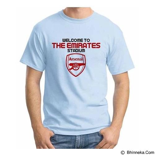 ORDINAL T-Shirt Premiere League Arsenal 10 Size S (Merchant) - Kaos Pria