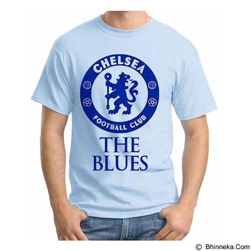ORDINAL T-Shirt Premiere League Chelsea 01 Size ML (Merchant) - Kaos Pria