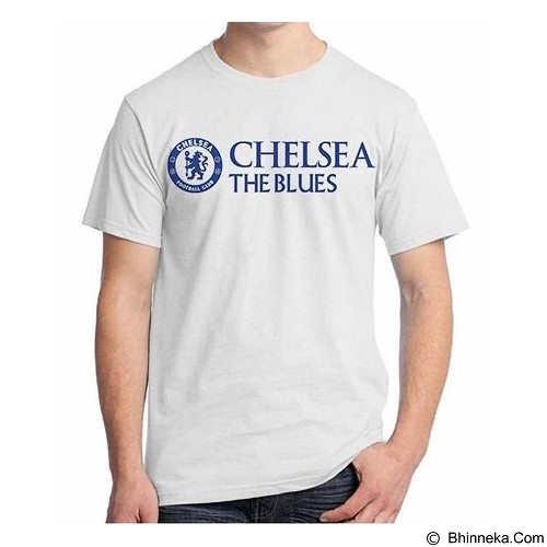 ORDINAL T-Shirt Premiere League Chelsea 02 Size M (Merchant) - Kaos Pria