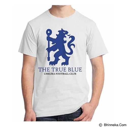 ORDINAL T-Shirt Premiere League Chelsea 06 Size M (Merchant) - Kaos Pria
