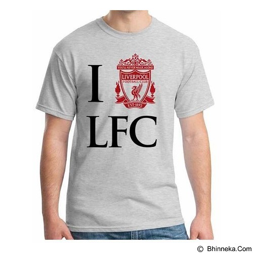 ORDINAL T-Shirt Premiere League Liverpool 05 Size ML (Merchant) - Kaos Pria