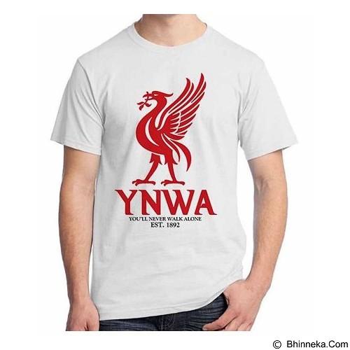 ORDINAL T-Shirt Premiere League Liverpool 06 Size XL (Merchant) - Kaos Pria