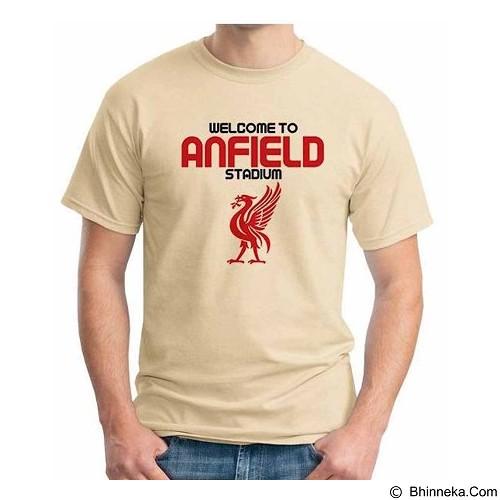 ORDINAL T-Shirt Premiere League Liverpool 10 Size ML (Merchant) - Kaos Pria