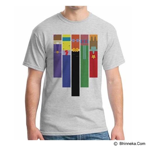 ORDINAL T-shirt Sponge Bob Hero Size M (Merchant) - Kaos Pria