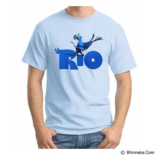 ORDINAL T-shirt Rio 04 Size M (Merchant) - Kaos Pria