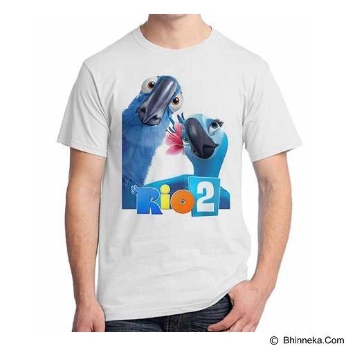 ORDINAL T-shirt Rio 05 Size M (Merchant) - Kaos Pria