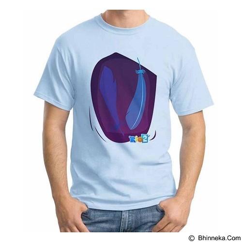 ORDINAL T-shirt Rio Fan Art Size XXL (Merchant) - Kaos Pria