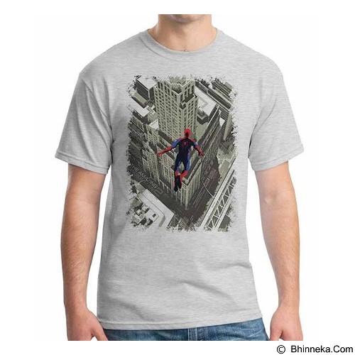ORDINAL T-Shirt Amazing Spiderman Poster 02 Size ML (Merchant) - Kaos Pria