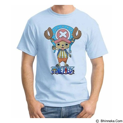 ORDINAL T-shirt One Piece Chopper NW 02 Size XL (Merchant) - Kaos Pria