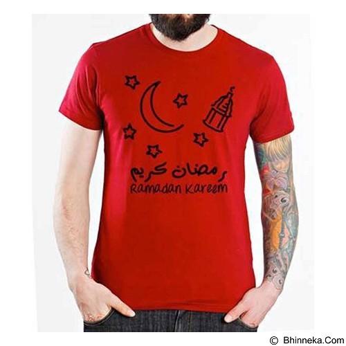 ORDINAL T-shirt Ramadan Kareem 02 Size L (Merchant) - Kaos Pria