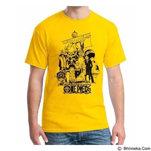 ORDINAL T-shirt One Piece NW 02  Size XL (Merchant) - Kaos Pria