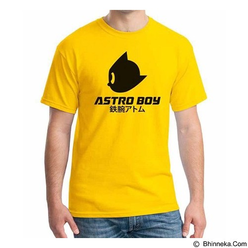 ORDINAL T-shirt Astro Boy 01 Size ML (Merchant) - Kaos Pria