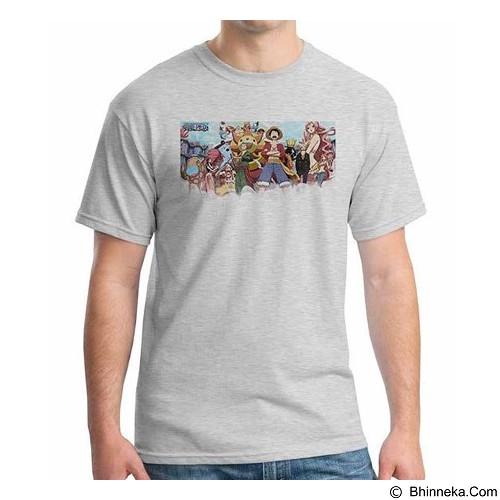 ORDINAL T-shirt One Piece NW 08 Size M (Merchant) - Kaos Pria