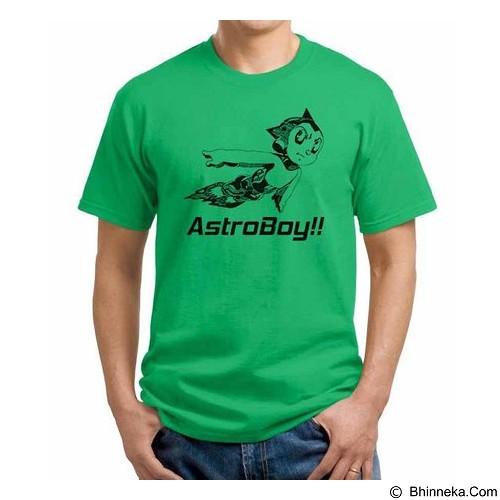 ORDINAL T-shirt Astro Boy 08 Size ML (Merchant) - Kaos Pria