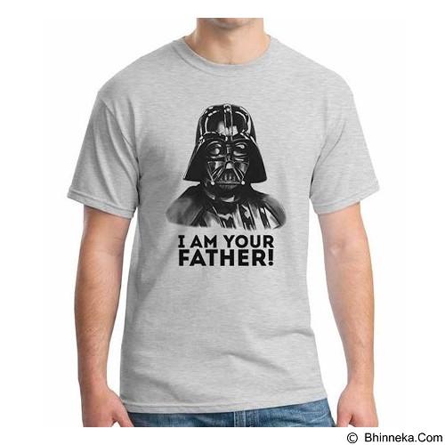 ORDINAL T-shirt Darth Vader Darth Father Size XXL (Merchant) - Kaos Pria
