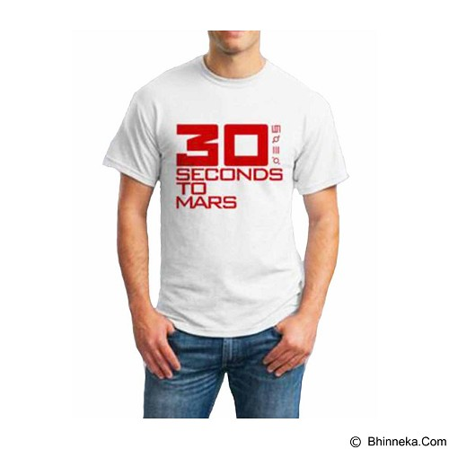 ORDINAL T-Shirt 30 Second To Mars 02 Size XXL (Merchant) - Kaos Pria